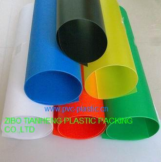 PVC Rigid Film Pet Film PP Film HIPS Film