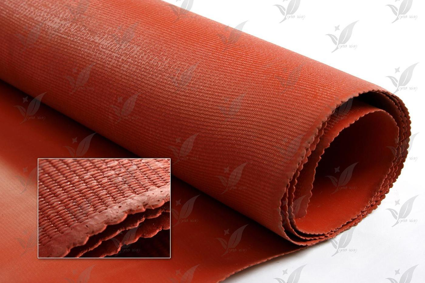Silicone Glass Fiber