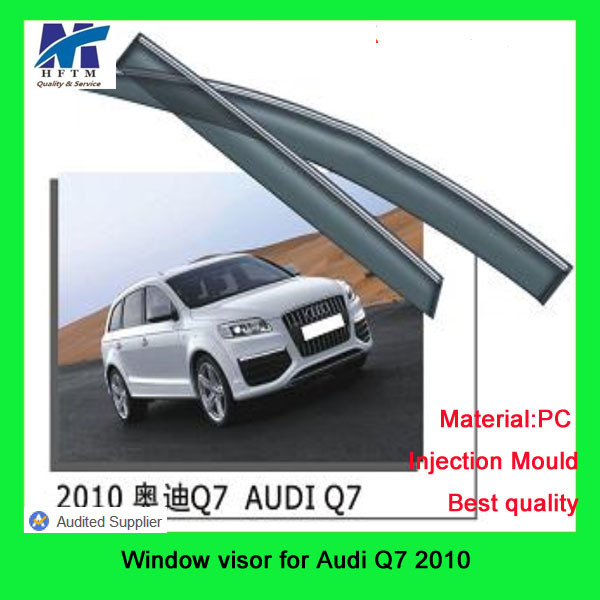 Classic Car Parts for Audi Q7 Parts Side Wind Deflectors