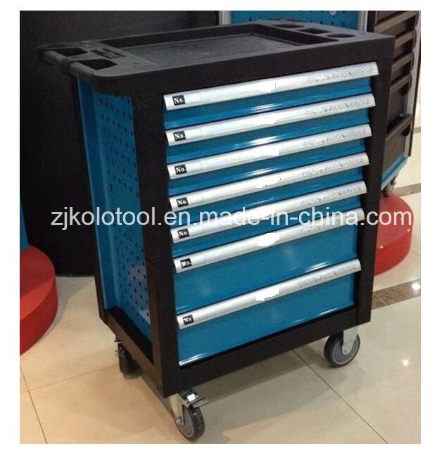 Durable 7 Drawers Mechanic Hand Tool Storage Cart