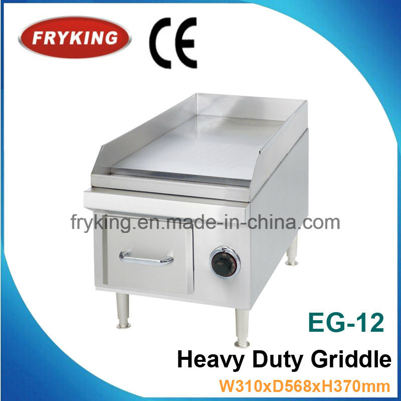 Catering Equipment Electric Flat Griddle for Kitchen
