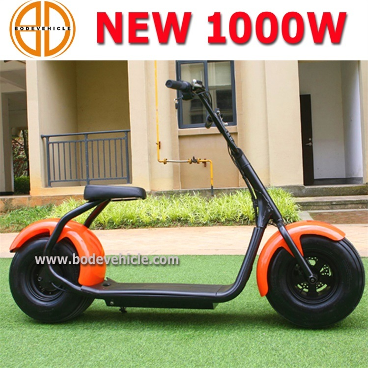 Bode 1000W Halei Harley Big Wheel Electric Scooter for Sale E-Scooter