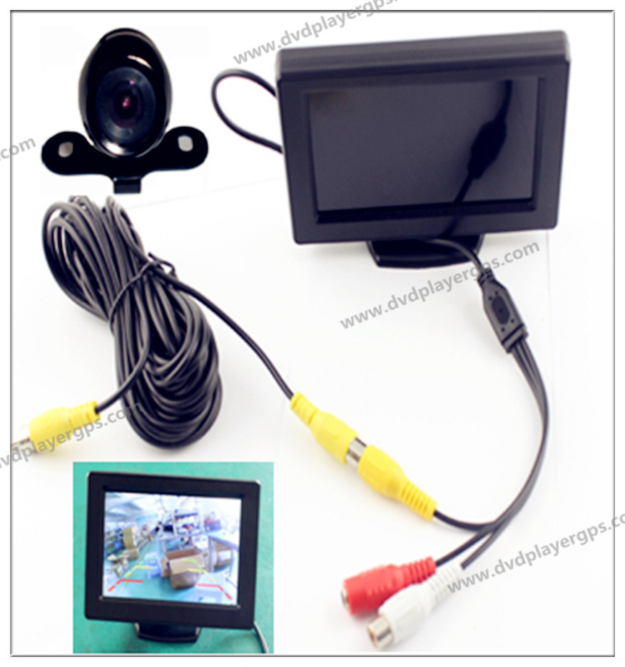 Hot Sale Car Rearview Monitor for Car Parking with Cameras