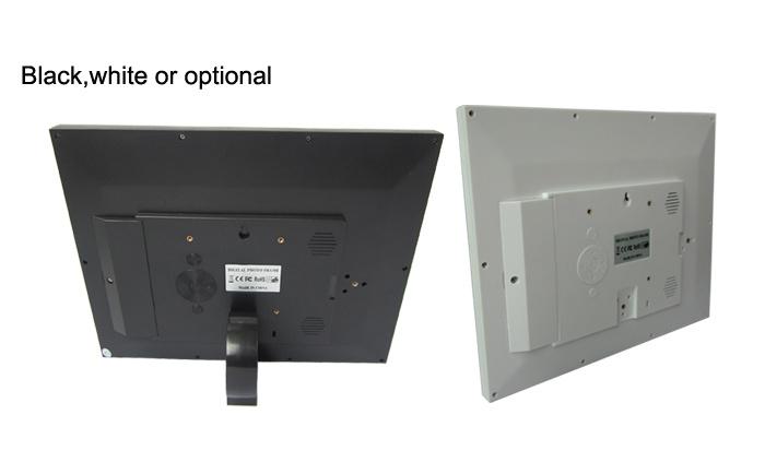 New Design 12 Inch Digital Photo Frame with SD USB Slot