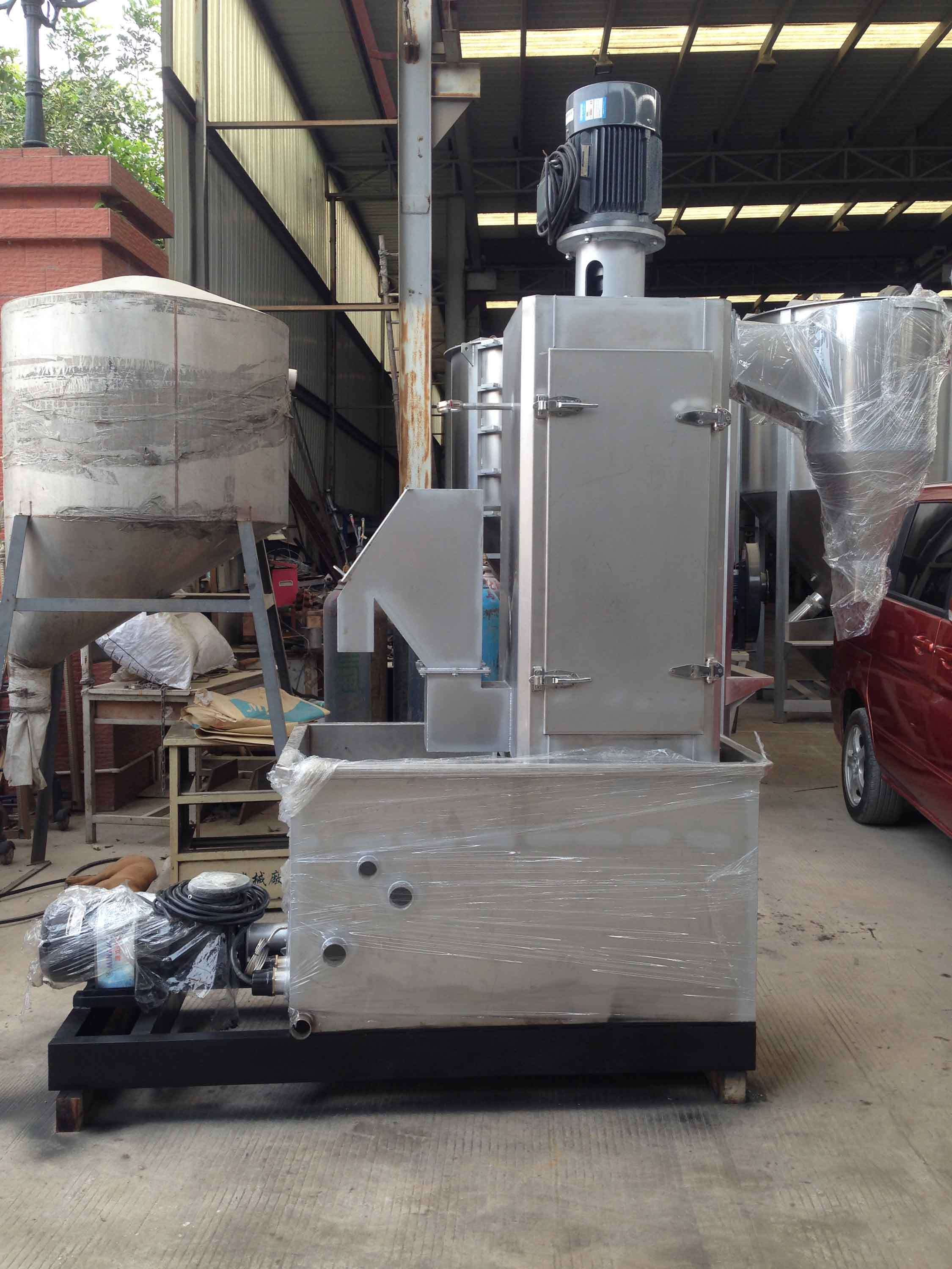 Plastic Centrifuge Dewatering Machine for PP PE Film