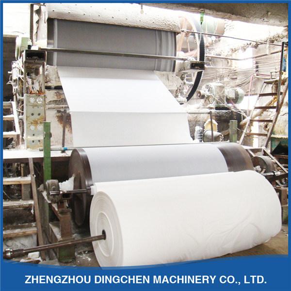 Toilet Paper Manufacturing Machine (2400mm)