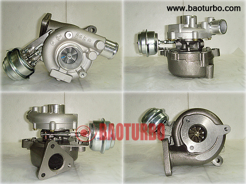 Gt1749V 701854-5004 Turbocharger for Audi / Seat / Skoda / Volkswagen