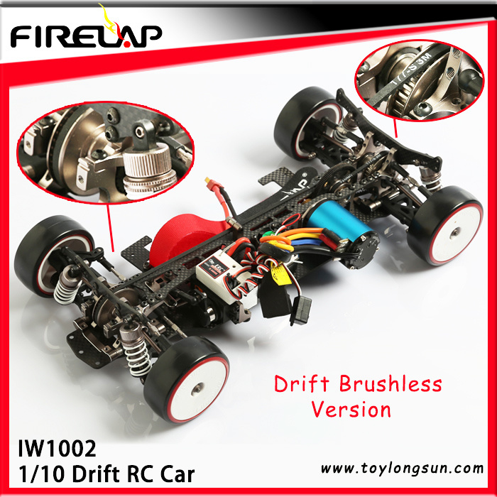Firelap 1: 10 RC Toy Electric Car & RC Car for Market of New (IW1002)