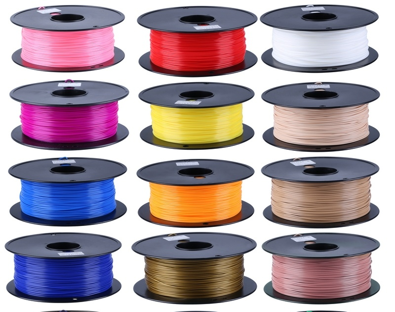 ABS 1.75 and 3.00mm 3D Filament Printing Material