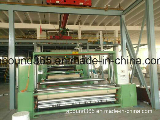 Plastic Extrusion Machine for Nonwoven Sheet