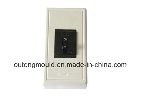 Power Switch Plastic Precision Mould/Mold