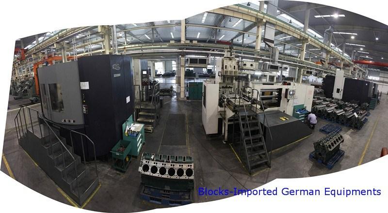 Wandi Wudong Diesel Generator, Genset 30kVA to 3000kVA, ISO, SGS,