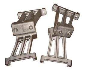 Support Bracket Investment Casting