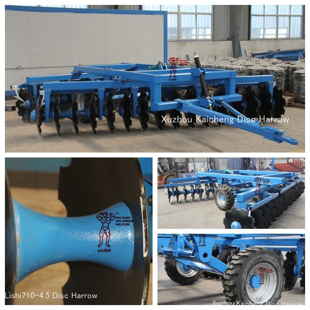 Farm Machinery Disc Harrow 28′′disc Blade