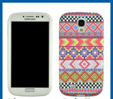 Silicone Mobile Phone Case for Samsung Galaxy S4
