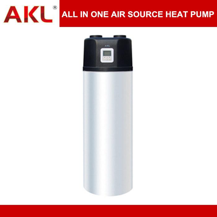 Hot Sale 250L All in One Air Water Heat Pump