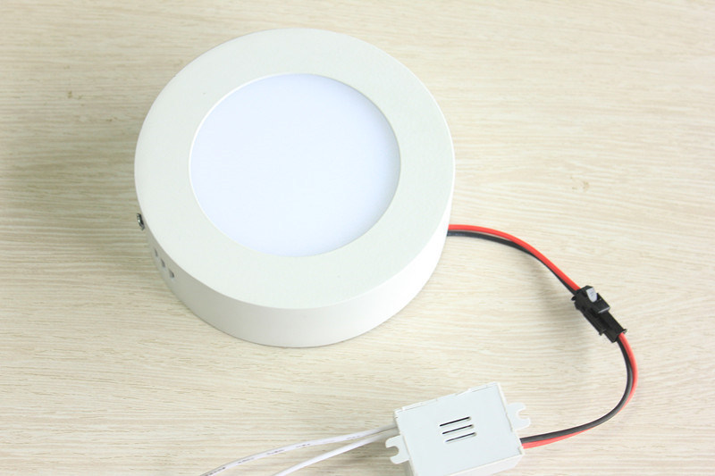 3W/6W/9W12W/15W/18W Round/Square LED Ceiling Light Panel