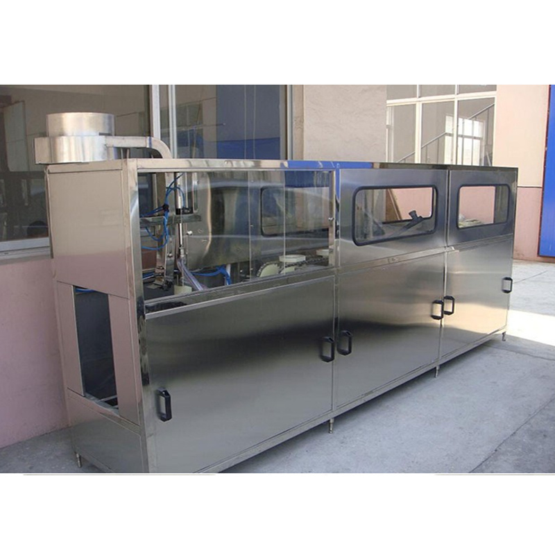 BV Audited 20L Bottle Washing Filling Capping Machine