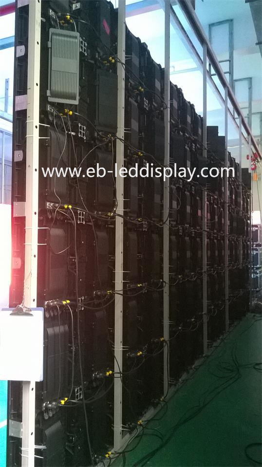 500X500mm Outdoor Indoor Ultra Light LED Display Panel for Rental (4mx3m, 6mx4m video screen)