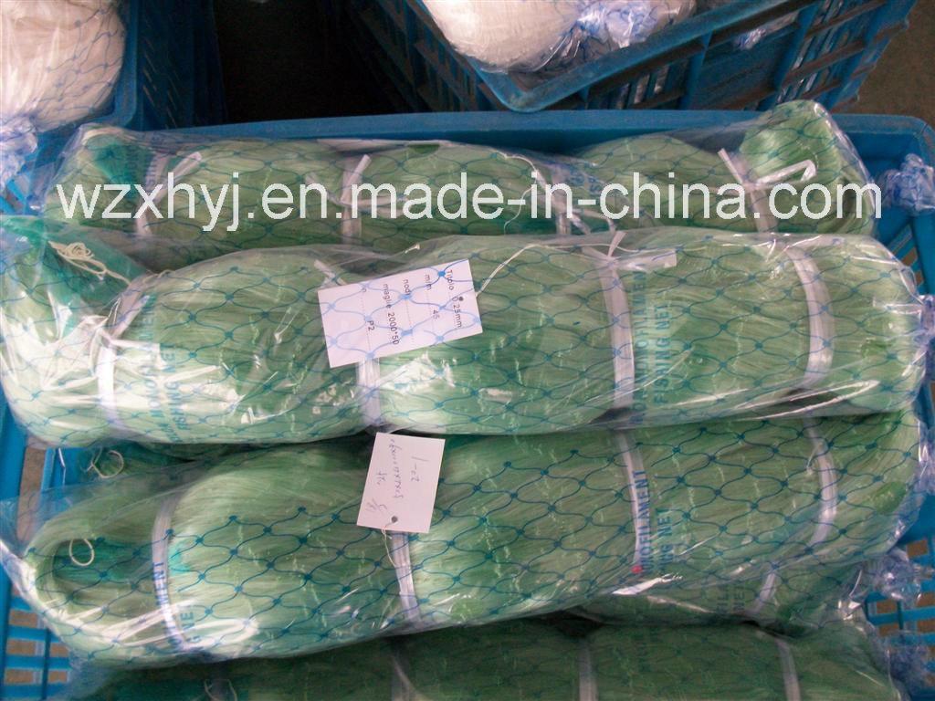 High Quality Green Nylon Monofilament Fishing Net