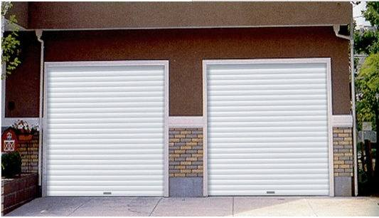 Aluminium Rolling Door (77mm slats)