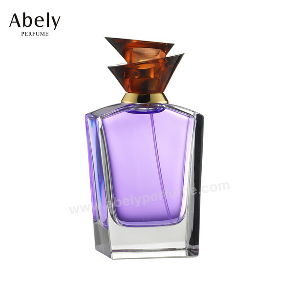 100ml Ice Mountain Shaped Glass Discount Perfume Bottles