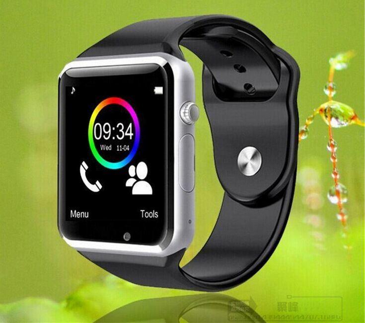 A1 SIM Bluetooth Smartwatch with Camera