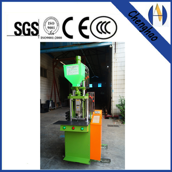 15 Ton Vertical Networking Cable Crystal Head Making Injection Molding Machine