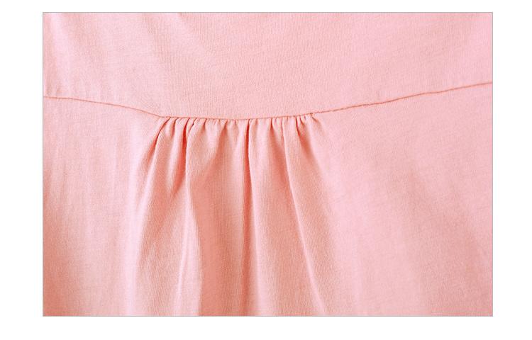 Wholesale Cotton Summer Children T-Shirt for Girls