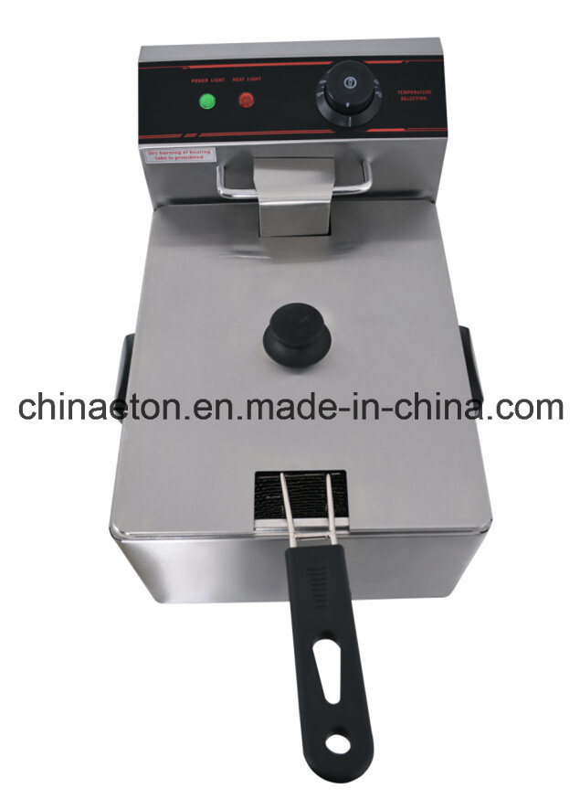 CE Approve Safety and Energy Saving Small Deep Fryer (ET-ZL1)