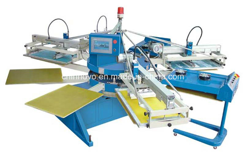 Spe Series Automatic Screen Printing Machine