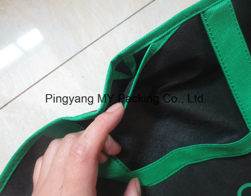 Sublimated Zip Lock PP Non-Woven Protect Garment Bag
