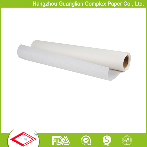 Non-Stick Parchment Paper Roll in Printed Box with Metal Cutter