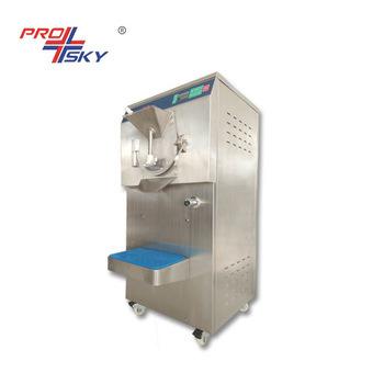 Gelato Freezer Hard Ice Cream Machine