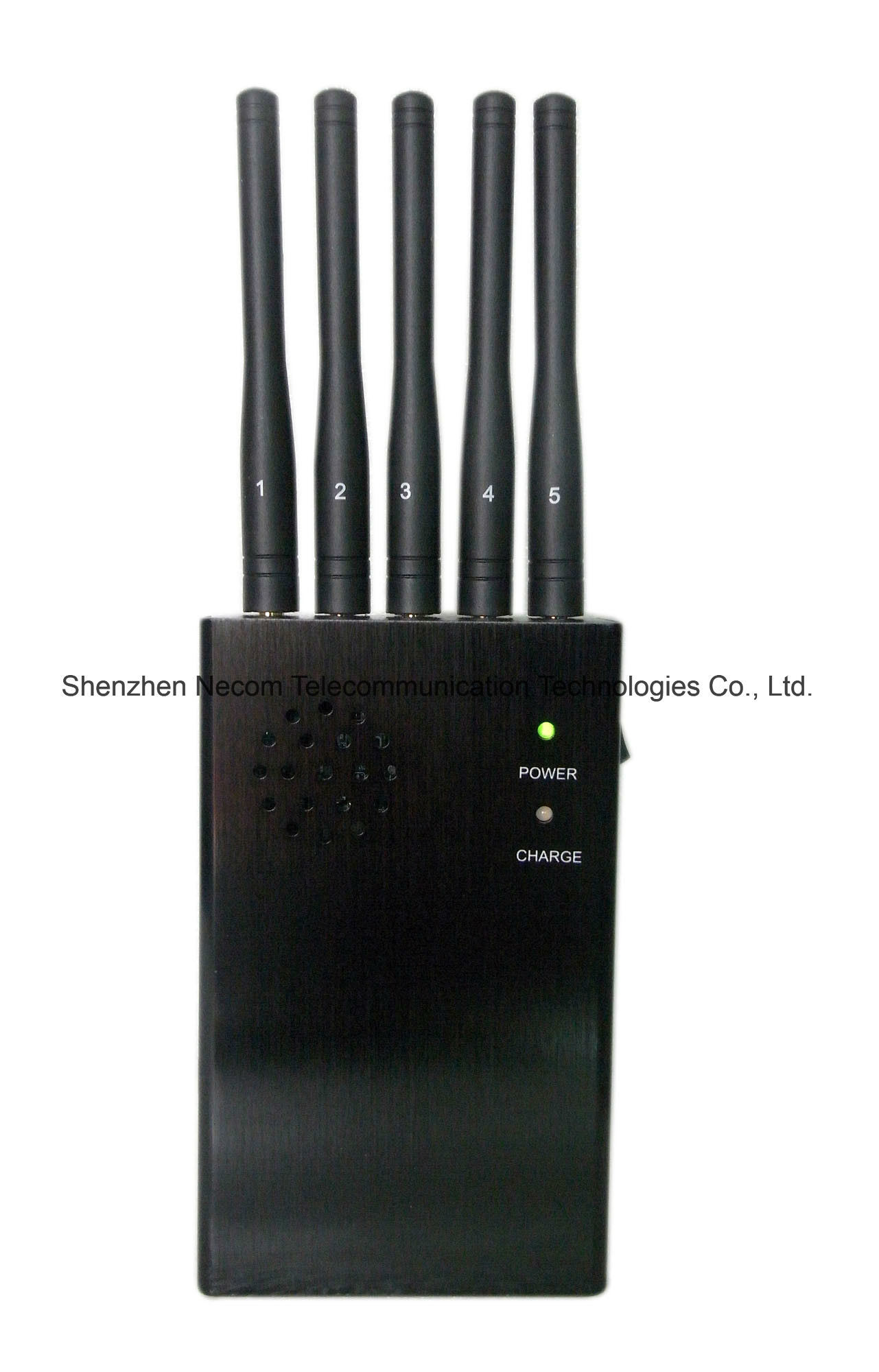 China 5 Antenna Handheld Phone Jammer & WiFi Jammer & GPS Jammer, 5bands Handheld Jammer for Cellphone, Wi-Fi, 433, 315 Remote Control Jammer - China 5 Band Signal Blockers, Five Antennas Jammers