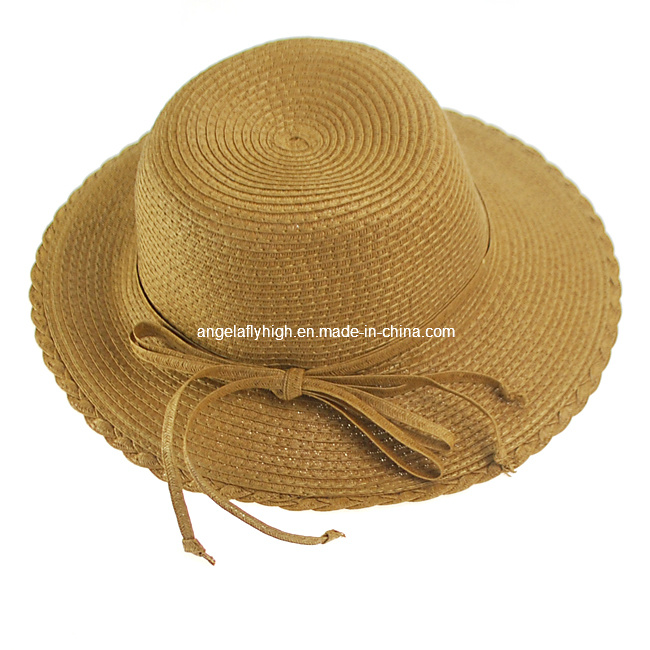 Ladies Fashion High Quality Straw Hat