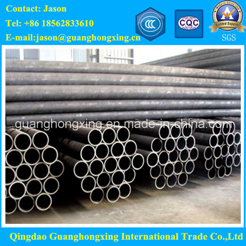 Seamless Carbon Steel Pipe for Construction