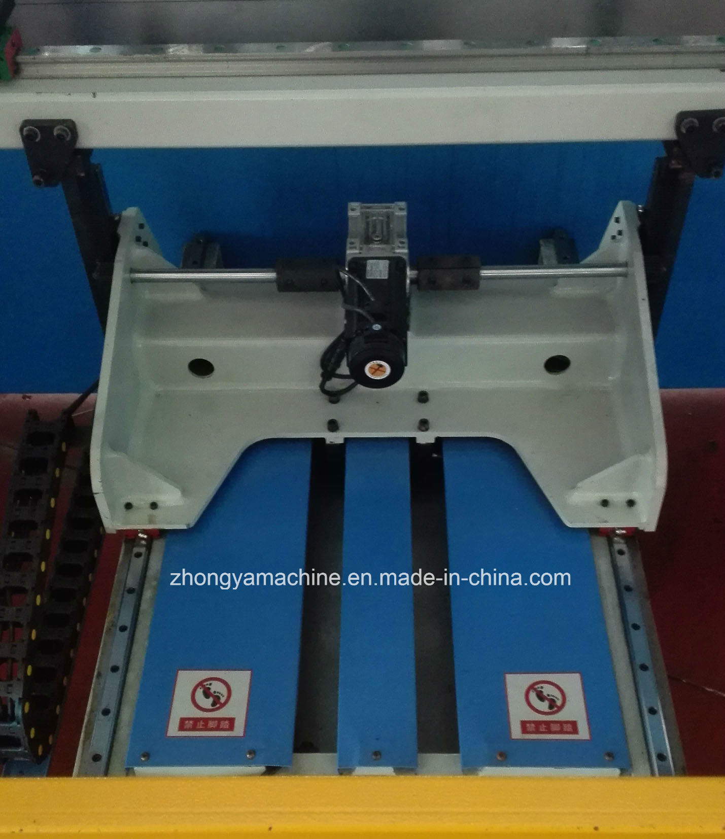 CNC Press Brake Bending Machine with 66t System Pbh-125t/2500