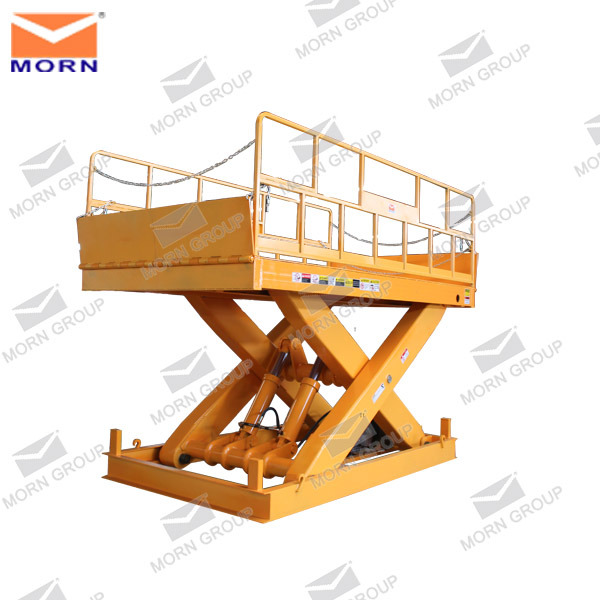 Heavy Duty Hydraulic Scissor Lift Table for Sales