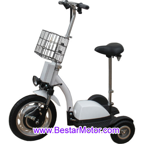 China Popular Three Wheel Electric Scooter Es 064a China Scooter Electric Scooter