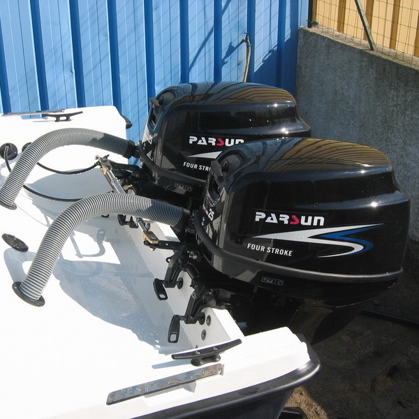 25HP 4-Stroke Outboard Engine