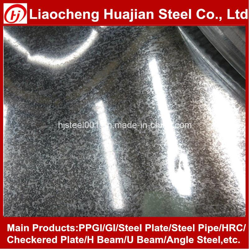 Chinese Glavanized Steel Sheet Surplier for Dubai Qutar