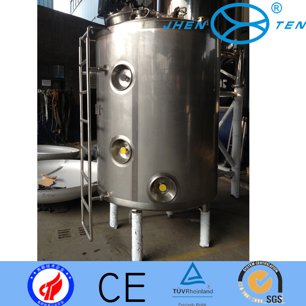 Storage Tank with Stainless Steel