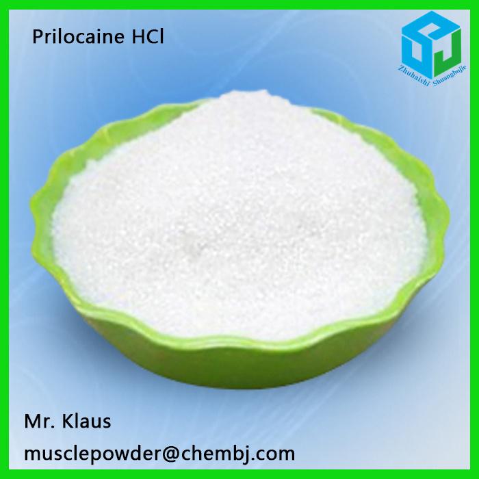 Conduction Local Anesthesia Powder Propitocaine/Prilocaine HCl 1786-81-8