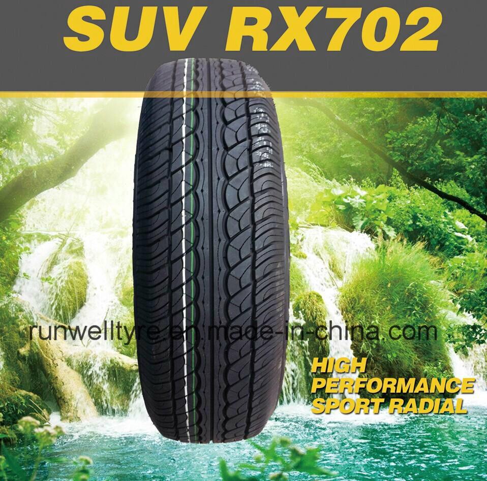 Sport Car SUV Tyres 205/70r15 255/70r15