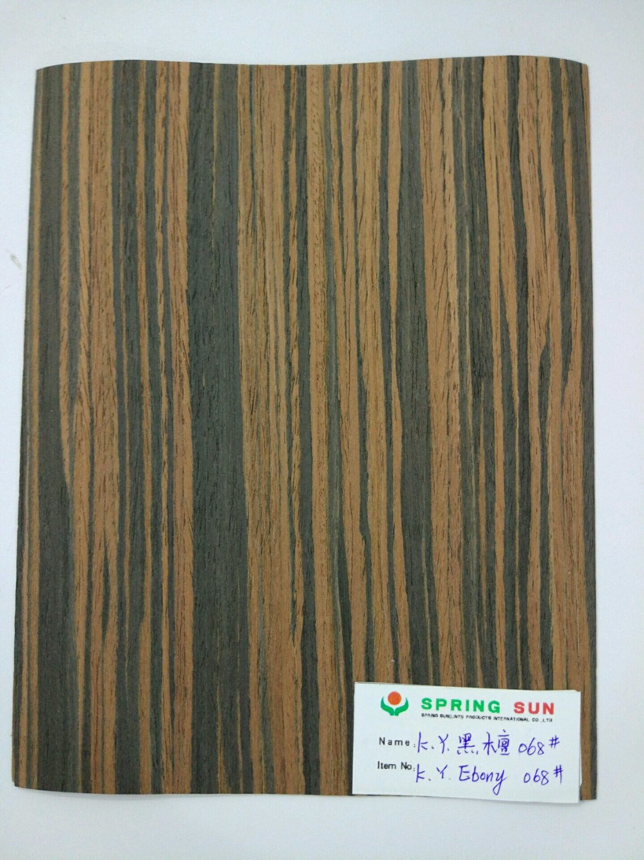 China Wood Veneer for Furniture to Vietnam