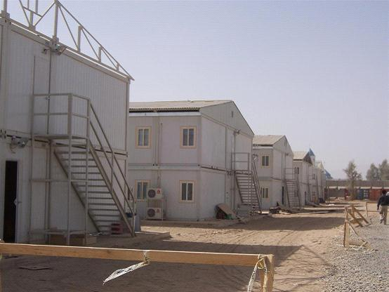 Modular House for Mining Camp/Workers′domitory/Office/Hotel/Apartment
