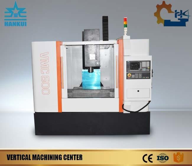 Fanuc System CNC Vertical Machining Center