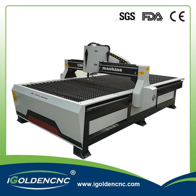 1325 1530 Low Price Plasma Cutter CNC Plasma Cutting Machine