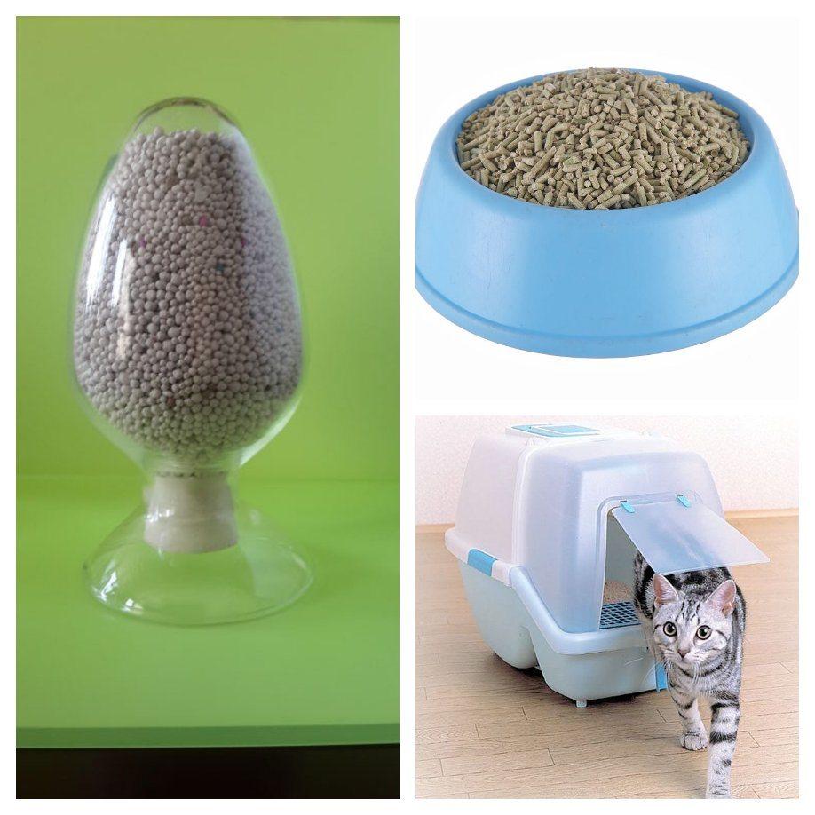 High Quality Bentonite Cat Sand / Cat Litter